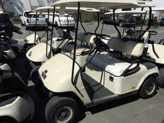 Cheap Ezgo TXT 36 PDS volt Golf Carts yr.2003 - $1600 (.corona)
