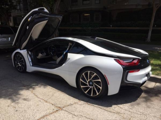 Rent a BMW i8 - $799 (Los Angeles)