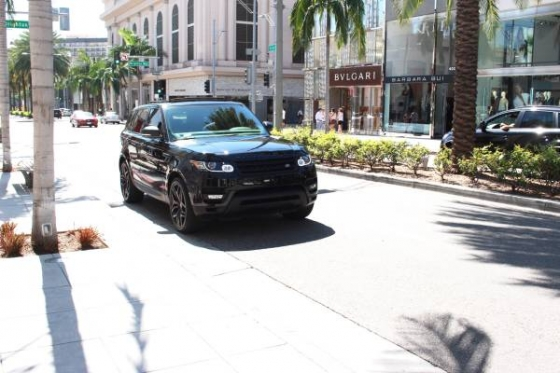 Rent a 2015 Range Rover Supercharged - $149