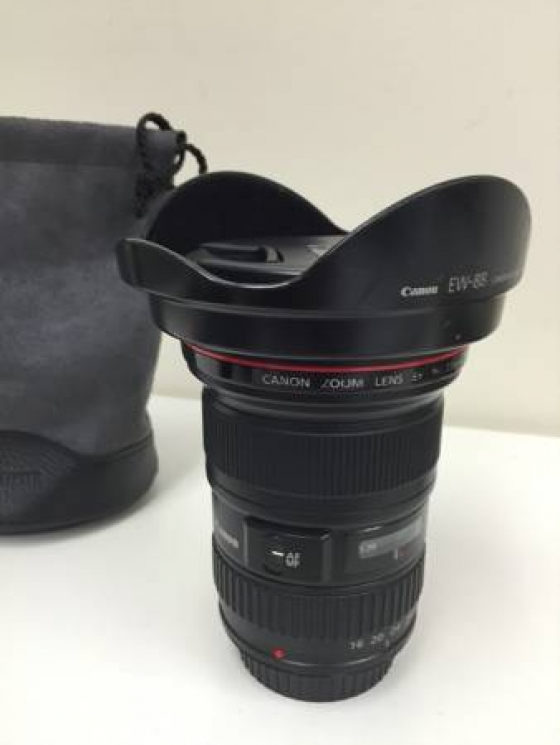 Canon 16-35 2.8 IS II - $1149 (Van nuys or downtown la)