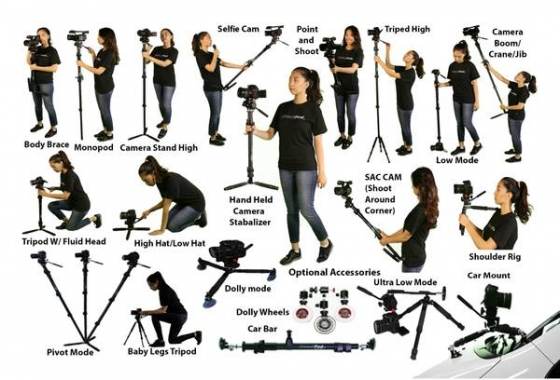 Steadicam? Glidecam? THIS BLOWS THEM AWAY!!! - $649 (East LA/Monterey Park)