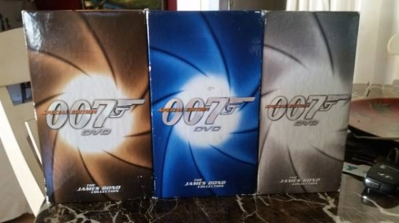 007 James Bond Movie\\\'s - $20 (North Hollywood)