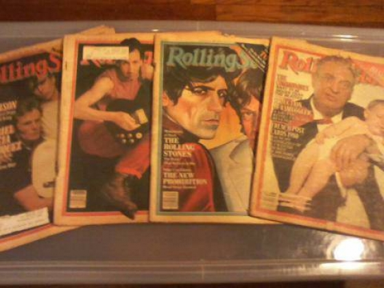 Rolling Stone Magazine Collection - $200 (Or Best Offer!)