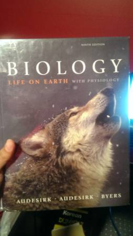 Biology Life on Earth With Physiology 9th Edition Audesirk - $25 (Woodland Hills)