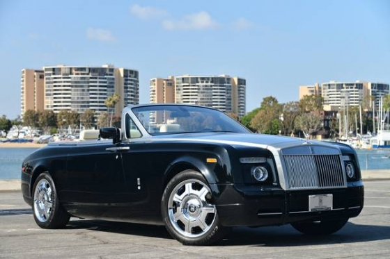 Rolls Royce Rental $599