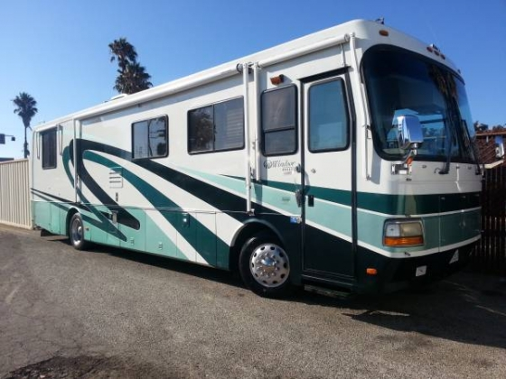 Rent a RV Super Luxury Diesel.Loaded.The Ultimate.100 FREE MILES/DAY - $359 (Marina del rey)