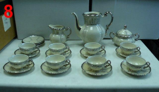 $1, Mitterteich Bavaria Germany Tea Set ~ 1940s