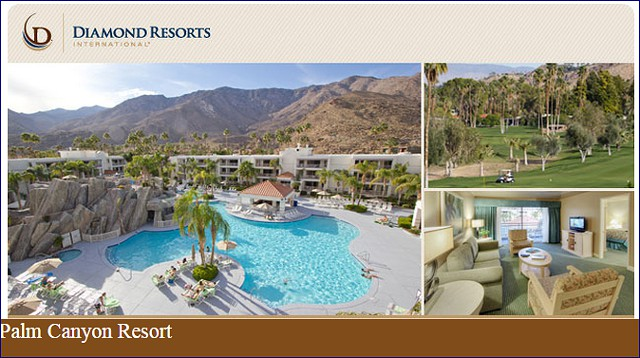 $99, Palm Canyon Resort March 27-29 Only $99/Night Rent or buy my Qwnership