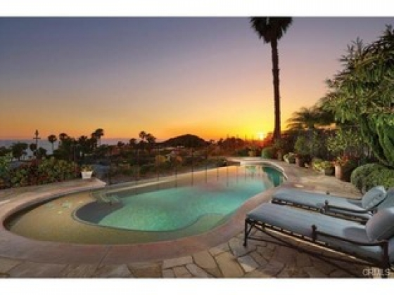 $20,000, 4br, Private & Gated Irvine Cove Tuscan Estate with Pool and Private Beach (115 Irvine Cove)