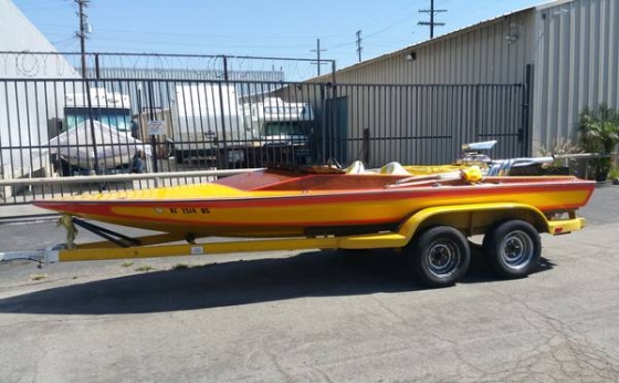 1977 charger jet boat