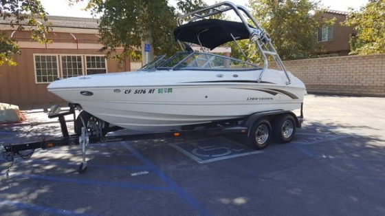 2008 Chaparral 190SSI
