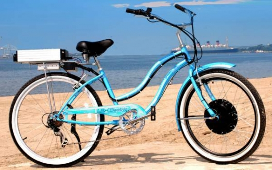 Brand New ELECTRIC Beach Cruisers