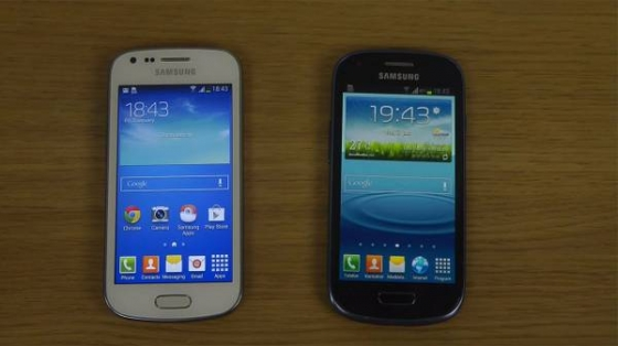 Samsung Galaxy S3 Mini AT&T Unlocked T-Mobile Metro PCS Any Carrier