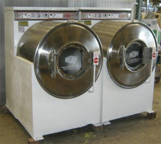 $475, Milnor Washers Computerized and Timer Model USED