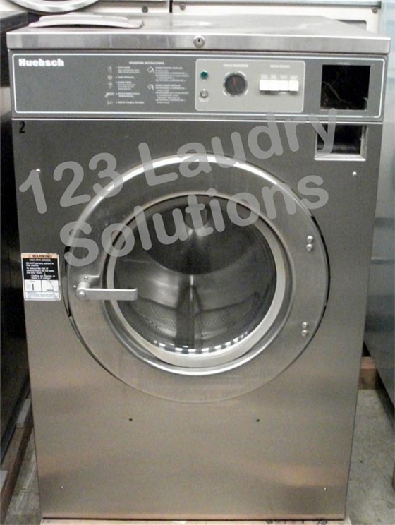 $2,800, Huebsch Front Load 40lb Washer Model HC40MY2OU60001 USED