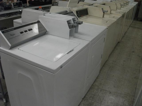 $450, Whirlpool Top Load Washer CAM2742TQ USED
