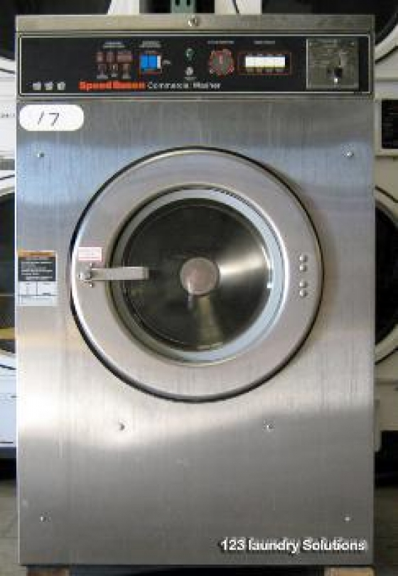 $1,800, Speed Queen Triple Front Load Washer USED OPL Push To Start