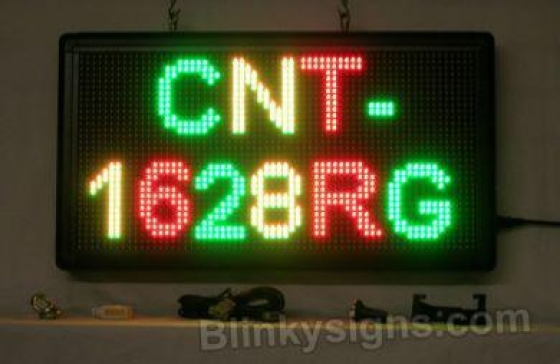 $85, LED Sign in the Box New One Year Manufacture Warranty