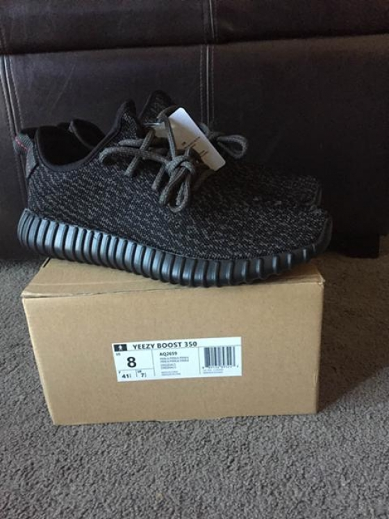 $600, Yeezy Boost 350 Size: 8 Pirate Black Dead Stock Perfect UA New