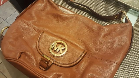 $160, New Authentic leather Michael Kors Purse!