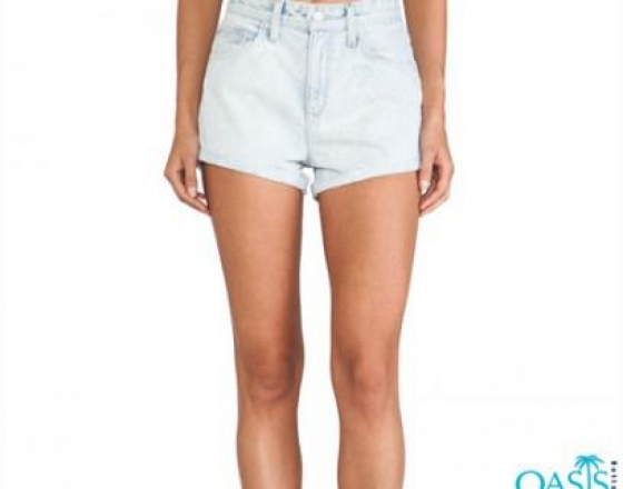 $15, Oasis Bottoms Offers Affordable Denim Shorts with Customizable Option
