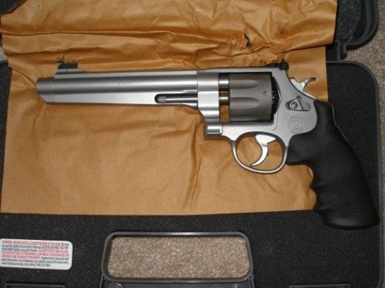 """$600, Smith & Wesson 929 9mm 6.5"""" ( 170341 ) S&W M929"""
