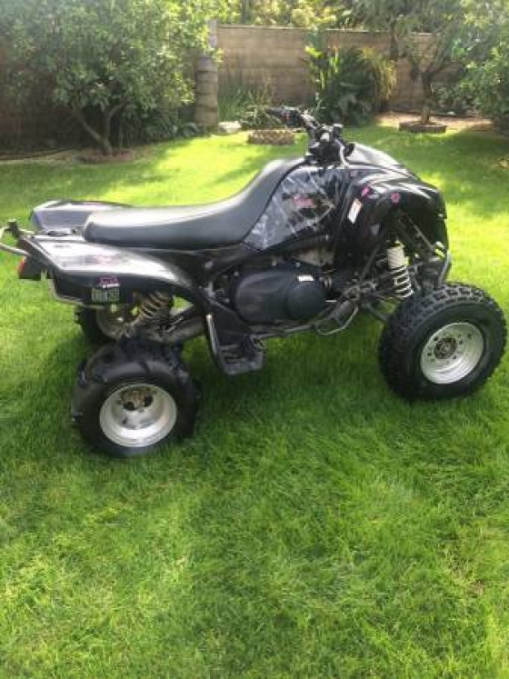 ATV For Rent 'Kawasaki 700' - $100