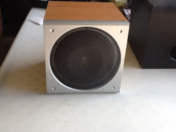 Stereo woofer