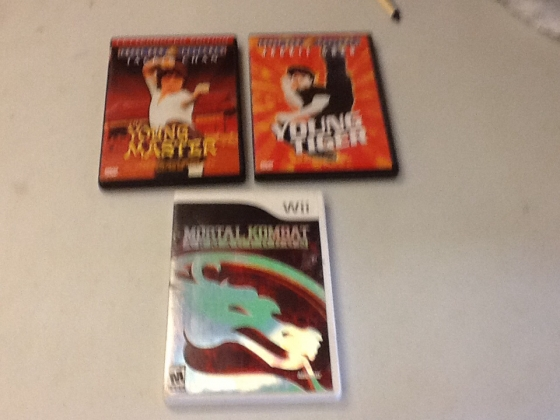 Martial Art  DVD