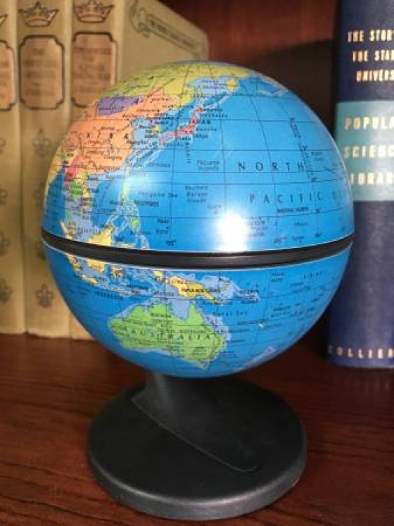 MINI - GLOBE - WORLD GLOBE