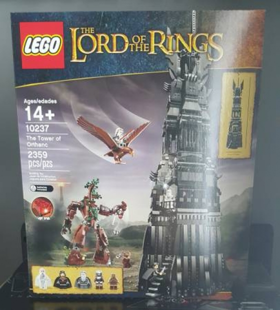 Lego the Lord of the Rings 10237