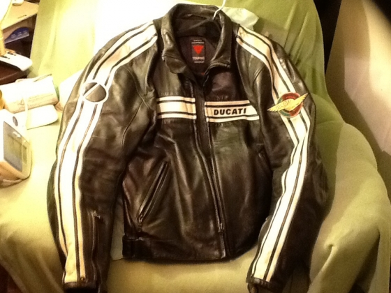 Ducati Safety Equipment Touring Jacket