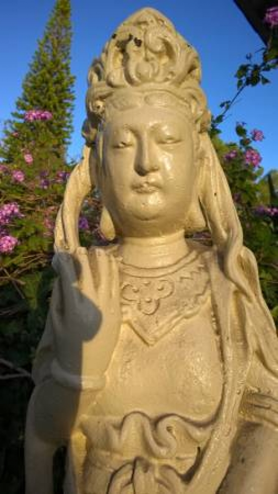 Kwan Yin Goddess Of Mercy