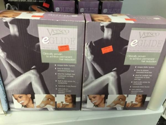 Brand New eGlide Roller Electrolysis Permanent Hair Reduction System