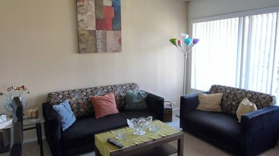 2 BR, FULLY FURNISHED, POOL, PARKING, VERY CLEAN