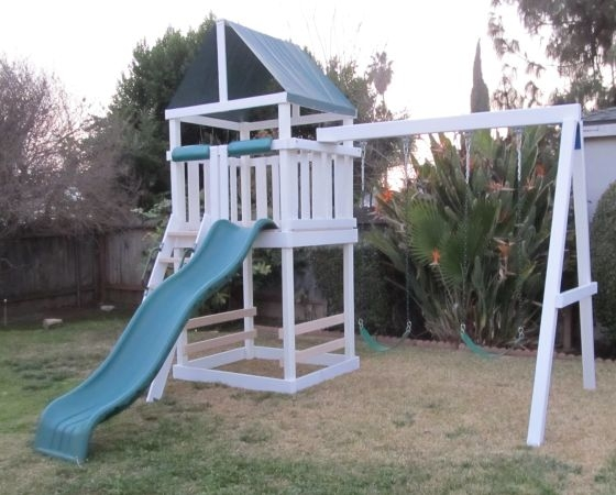 TIGER TOWER SWING SET NOW AVAILABLE