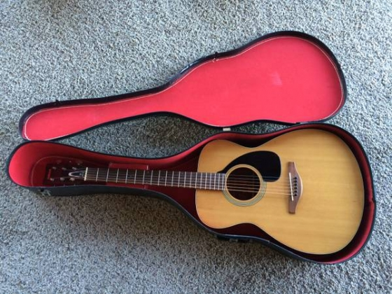 Yamaha FG-150 Red Label Made in Japan