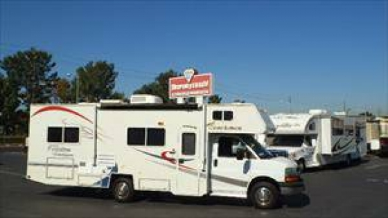 RV for rent near LAX