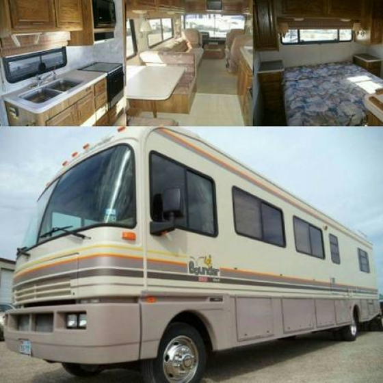 1992 Fleetwood Bounder 40ft