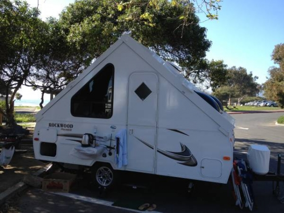 2013 Rockwood A122 Trailer for sale