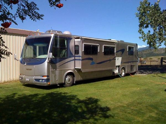 Gulf Stream Scenic Cruiser 40\\\' Diesel Pusher Motorhome RV Motor Home