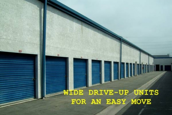 GOT STORAGE? 4 LESS? WE CAN HELP! SELF STORAGE RENTALS! WE SELL BOXES!