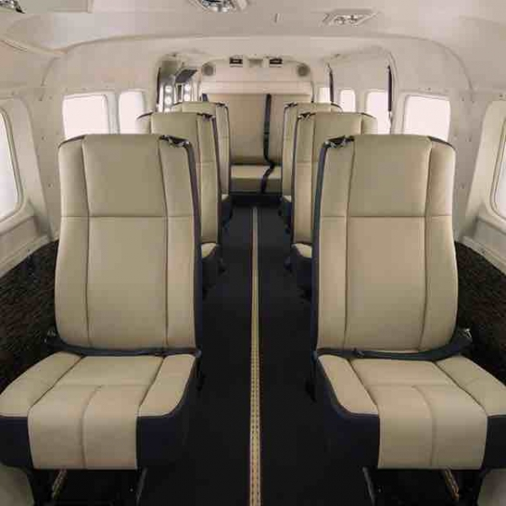 FLOAT Air Shuttle from Santa Monica to La Verne